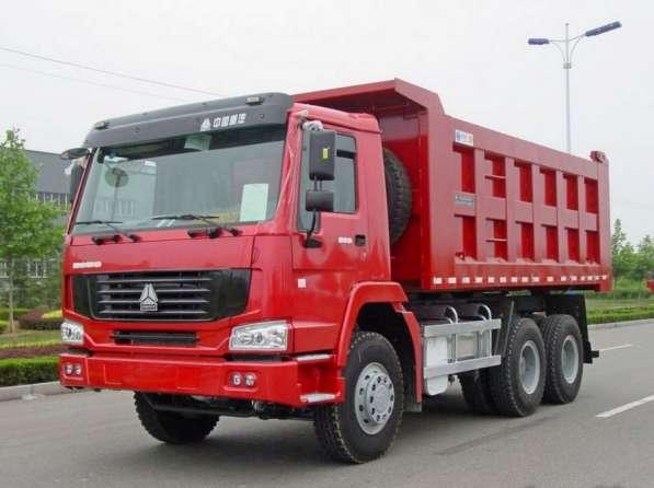 Продажа автозапчастей для китайских грузовиков в Новосибирске