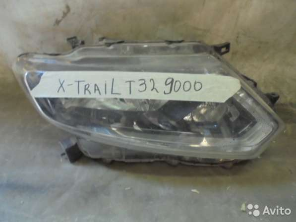 Фара правая на Nissan X-Trail T32