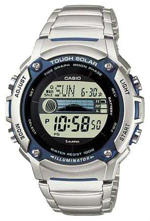 Наручные часы Casio W-S210HD-1AVCF Casio W-S210HD-1AVCF