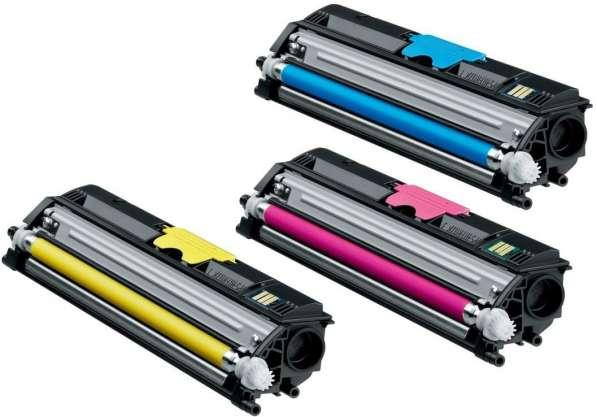 Продам лазерные картриджи оригинальные, однопроходы б/у