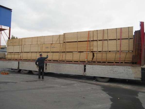 Плита Osb-3 2500х1250х22мм в Екатеринбурге фото 6