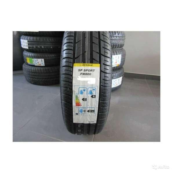Новые комплекты Dunlop 215/55 R16 SP Sport FM800