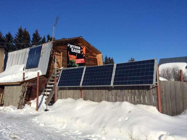 Солнечная электростанция 2 кВт/ч Комплект № 1.1