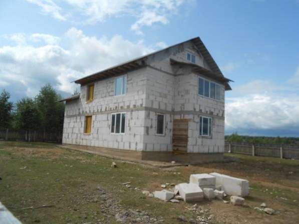 Продается земельный участок 10 соток с домом под чистовую отделку в д.Павлищево, Можайский район, 100 км от МКАД по Минскому шоссе.