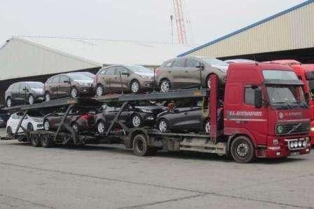 Автовозы BJQ9162TCL ; BJQ9165TCL ; BJQ9171TCL ; BJQ9191TCL