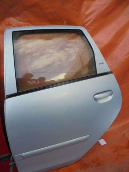 митсубиси кольт 2006 дверь заднй левый бу всборе