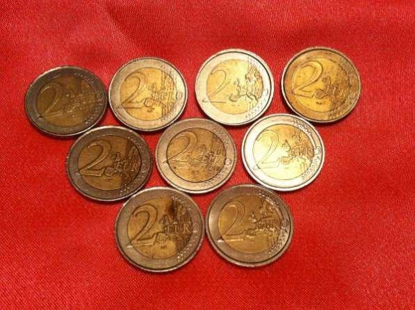Финляндия 2 евро