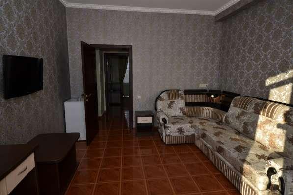 Отел Кронос пос Витязево в Анапе фото 3