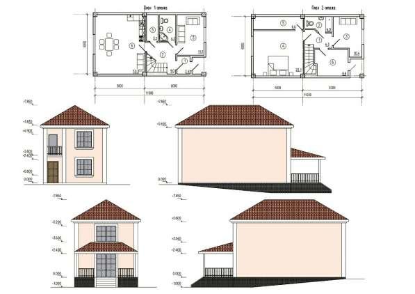 Дом 130 кв. м. на проспекте Столетовский