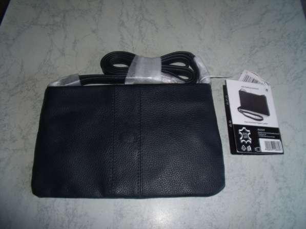 Стильная новая сумочка a cross body кожа, Австрия