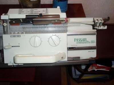 Вязальная машинка Passap duomatic SD