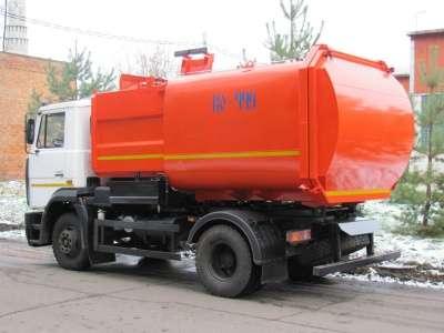 грузовой автомобиль МАЗ КО-449-41