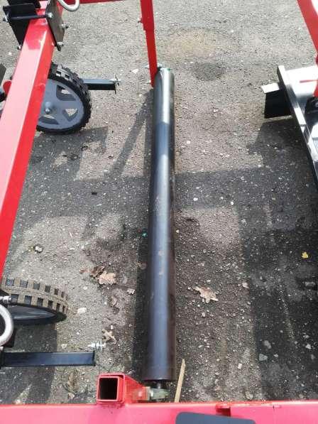 Плёнкоукладчик мульчирования почвы пленкой или укрывным мат в фото 3