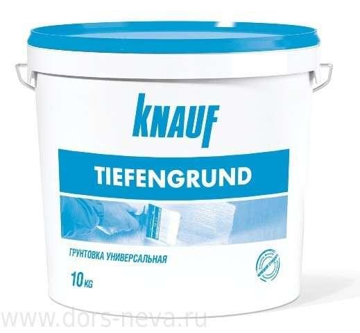 Грунтовка Knauf Tiefenground, 10кг