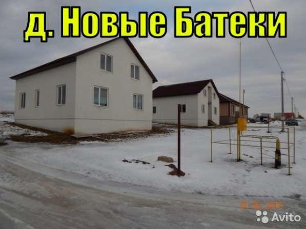 Коттедж 197 кв. м. в д. Новые Батеки, на 10 сотках ИЖС