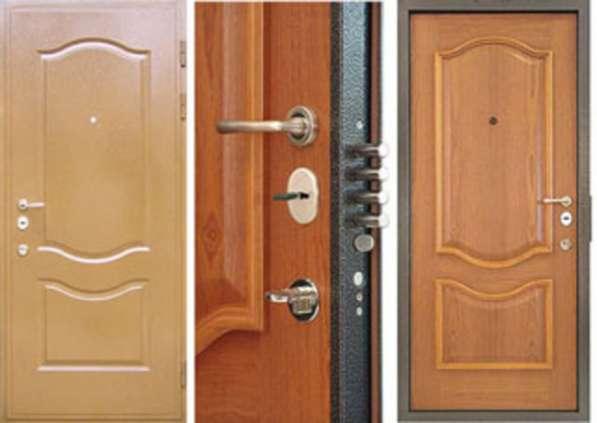 Входные двери металлические недорого! в Краснодаре фото 4