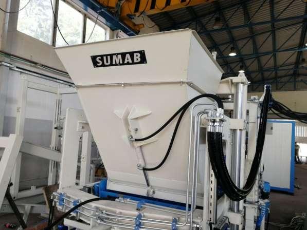 Вибропресс SUMAB R-300 L