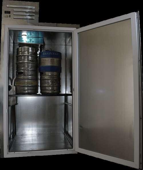 Кегераторы BERK- Холодильные камеры для пива в Москве фото 5