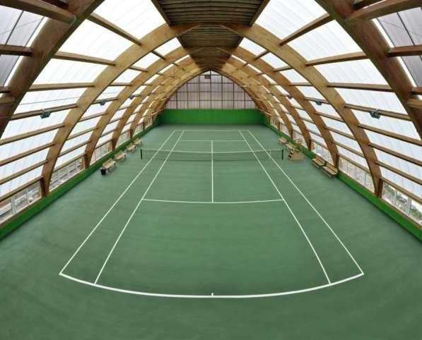 Теннисный корт по доступной цене и в минимальные сроки в Екатеринбурге фото 10