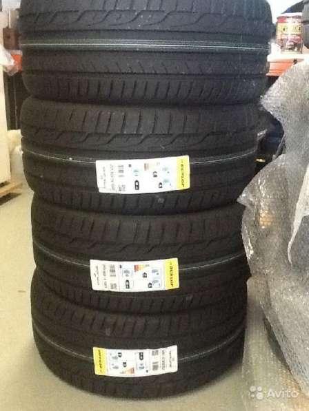 Новые разноширокие 245/40 и 225/45 Dunlop RT