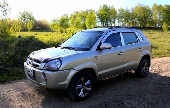 Продам авто Hyundai Tucson