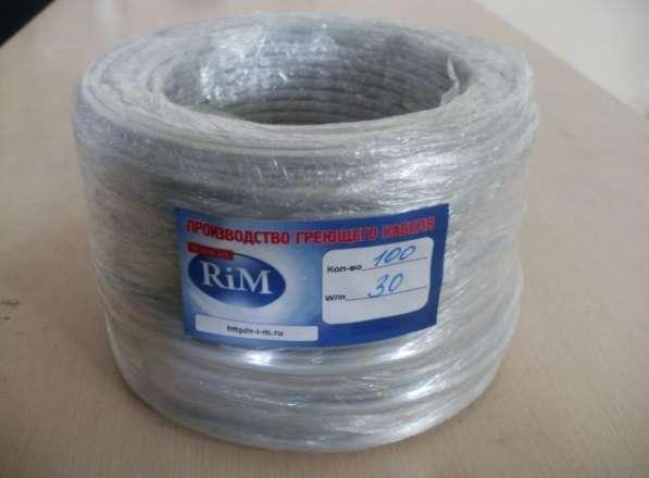 Высокотемпературный нагревательный кабель RiM 40 Вт