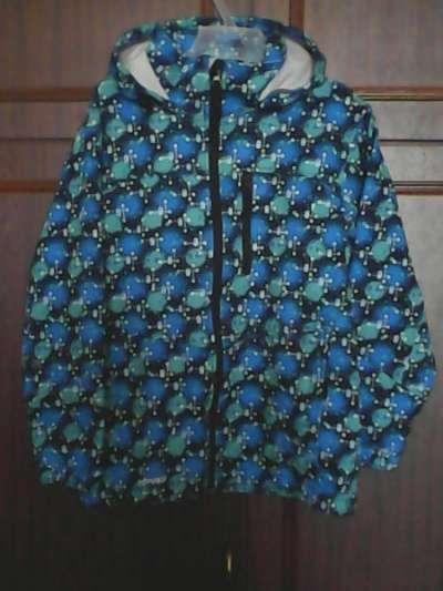 куртка д/м-146-10-11 лет. Hoperise ветровка на флисе