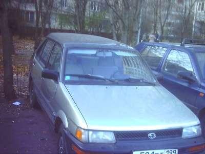 Автозапчасти Subaru Justy I (KAD)-90г- РАЗУКОМПЛЕКТОВАН!