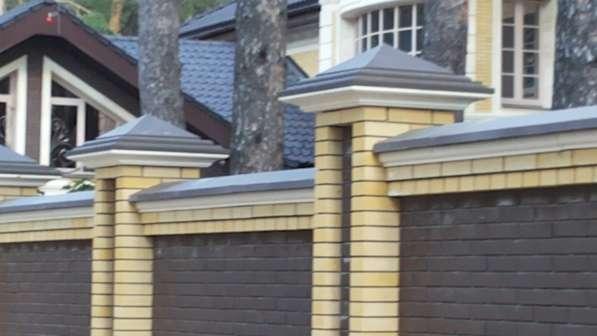 Колпак на столб заборный в Екатеринбурге