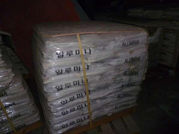 Предлагаем к продаже оксид алюминия