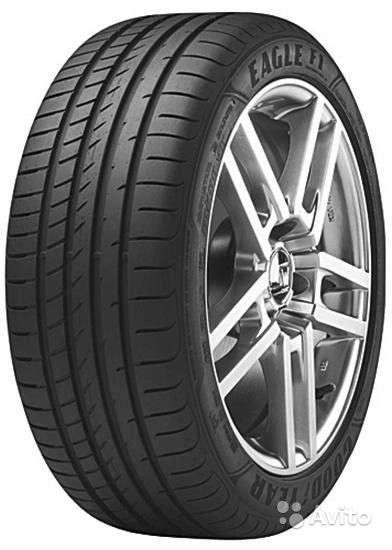 Новые Goodyear 245 40 R18 Eagle F1 (asymm) 2 xlfp