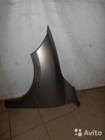 Крыло Renault Fluence переднее