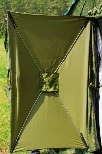 Каркасная палатка 10М1 (однослойная) в Казани фото 4