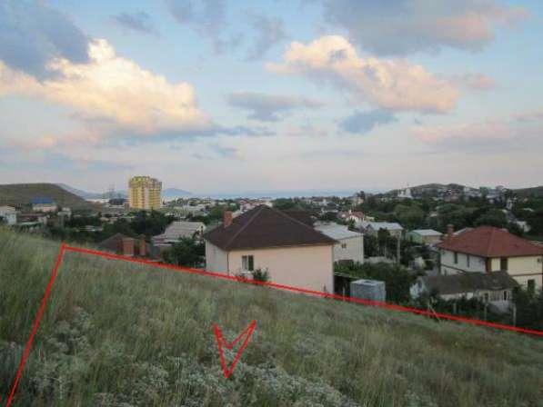 Земельный участок с видом на заповедник и Черное море