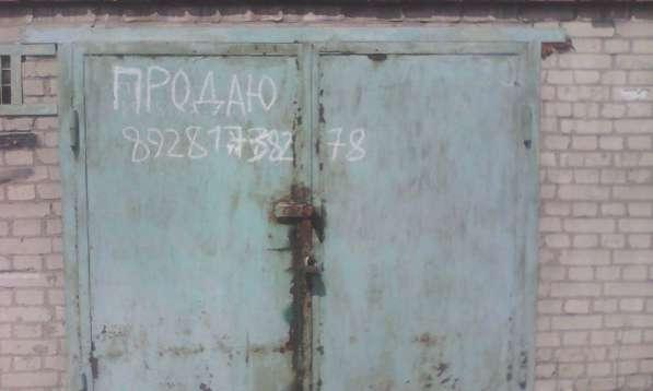 Продаю гараж с подвалом