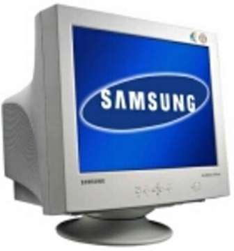 Бесплатно отдаю мониторы Samsung рабочие! - 2шт