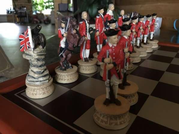 Продаю оригинальные шахматы. Лучший подарок! в Нижнем Новгороде