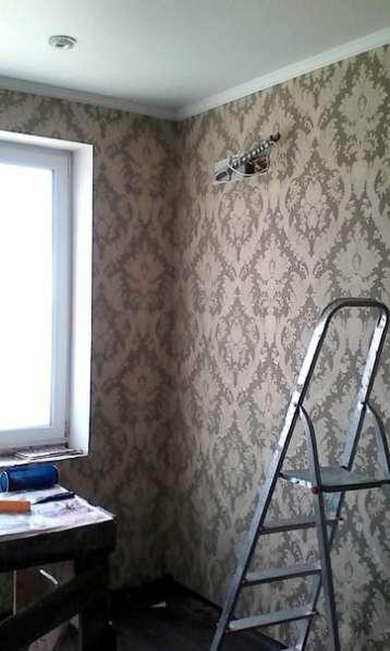 Ремонт квартир под ключ и частично, частный мастер