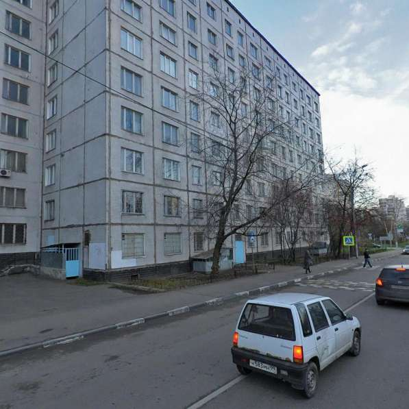 Здание 9 этажей