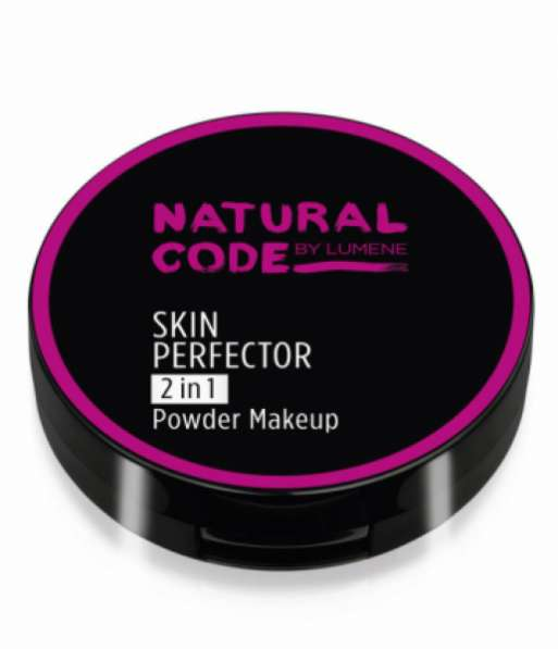 Крем - пудра 2 в 1 Lumene Skin Perfector