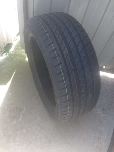 Новые шины 245/40R17