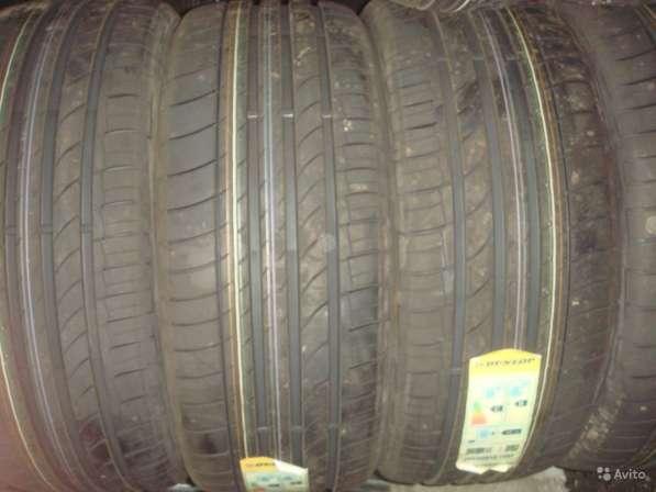 Новые Dunlop 255 55 R18 QuattroMaxx MFS XL
