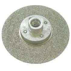 Круг алмазный (EDL40S125) для резки и шлифовки мрамора М14 диам. 125мм
