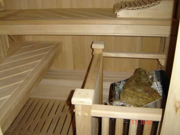 Отделка бань и саун. мебель для бани предбанника в Воронеже фото 16