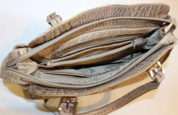 Новая сумка из кожи в Москве фото 3