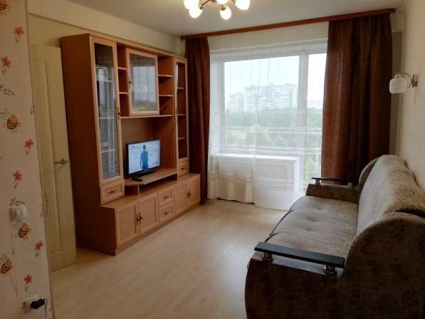 Тихая однокомнатная квартира в Санкт-Петербурге фото 5