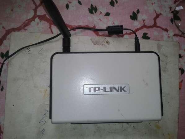 Продам Беспроводной маршрутизатор TP-Link TL-WR642G