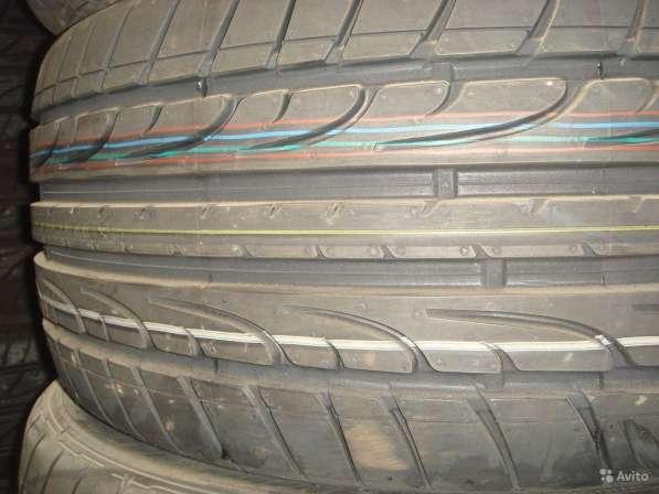 Новые Dunlop 235/50ZR19 Sport Maxx