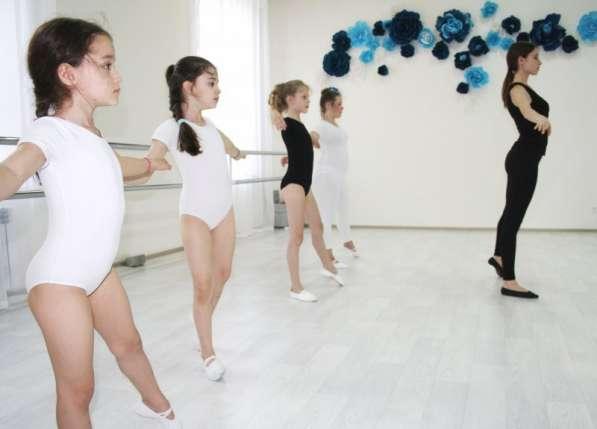 Занятия БАЛЕТОМ для детей от 2 до 12 лет в Ростове-на-Дону фото 7