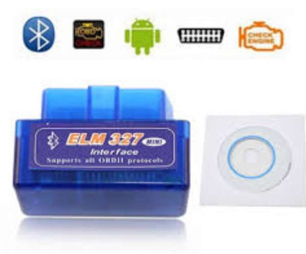 Автосканер Elm327 Bluetooth v1.5